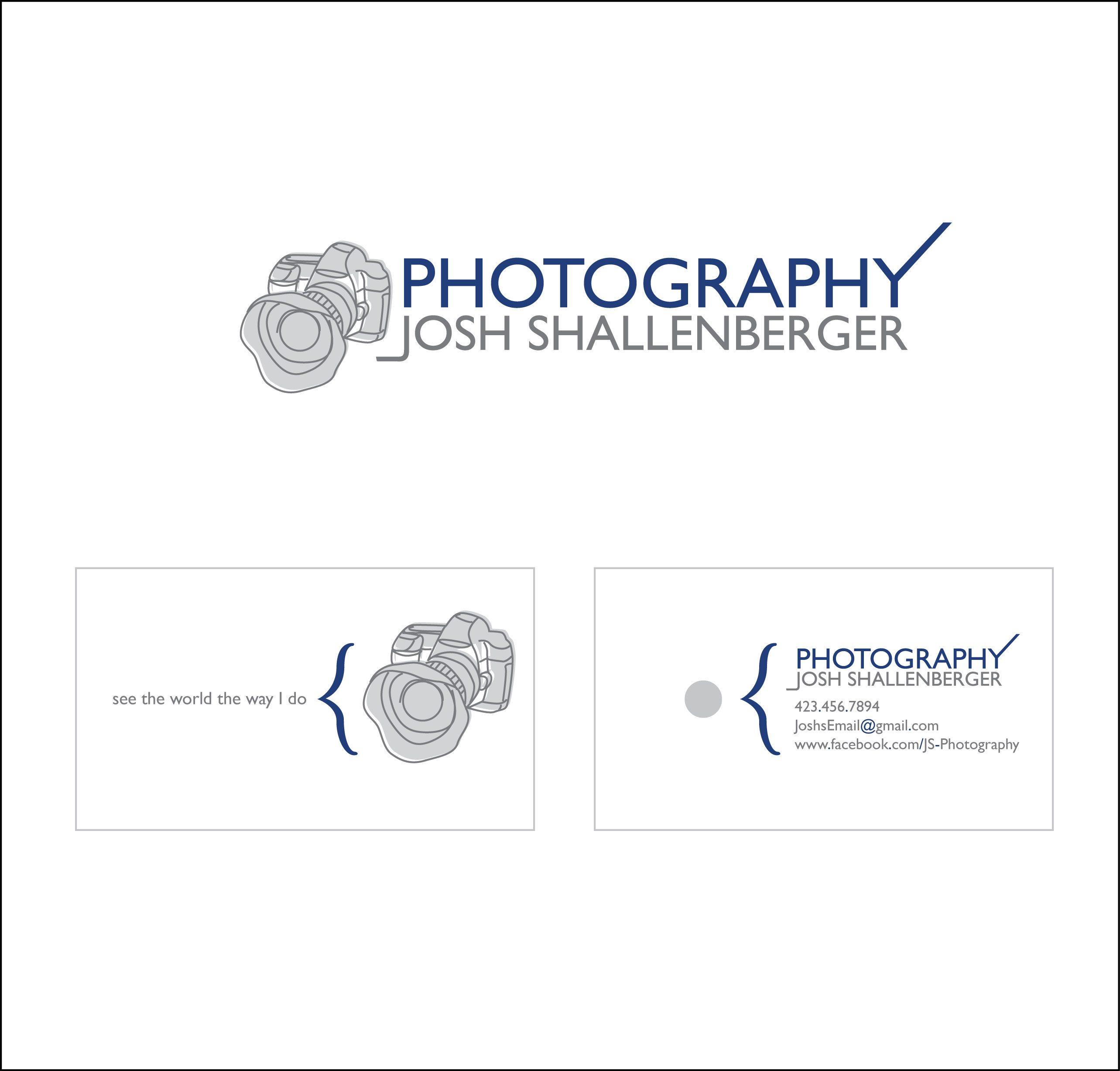 Logo design emmalee shallenberger graphic designer a reheart Image collections