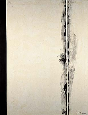 Barnett Newman's Stations of the Cross: Lema Sabachthani, the First Station