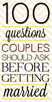 100 questions for couples