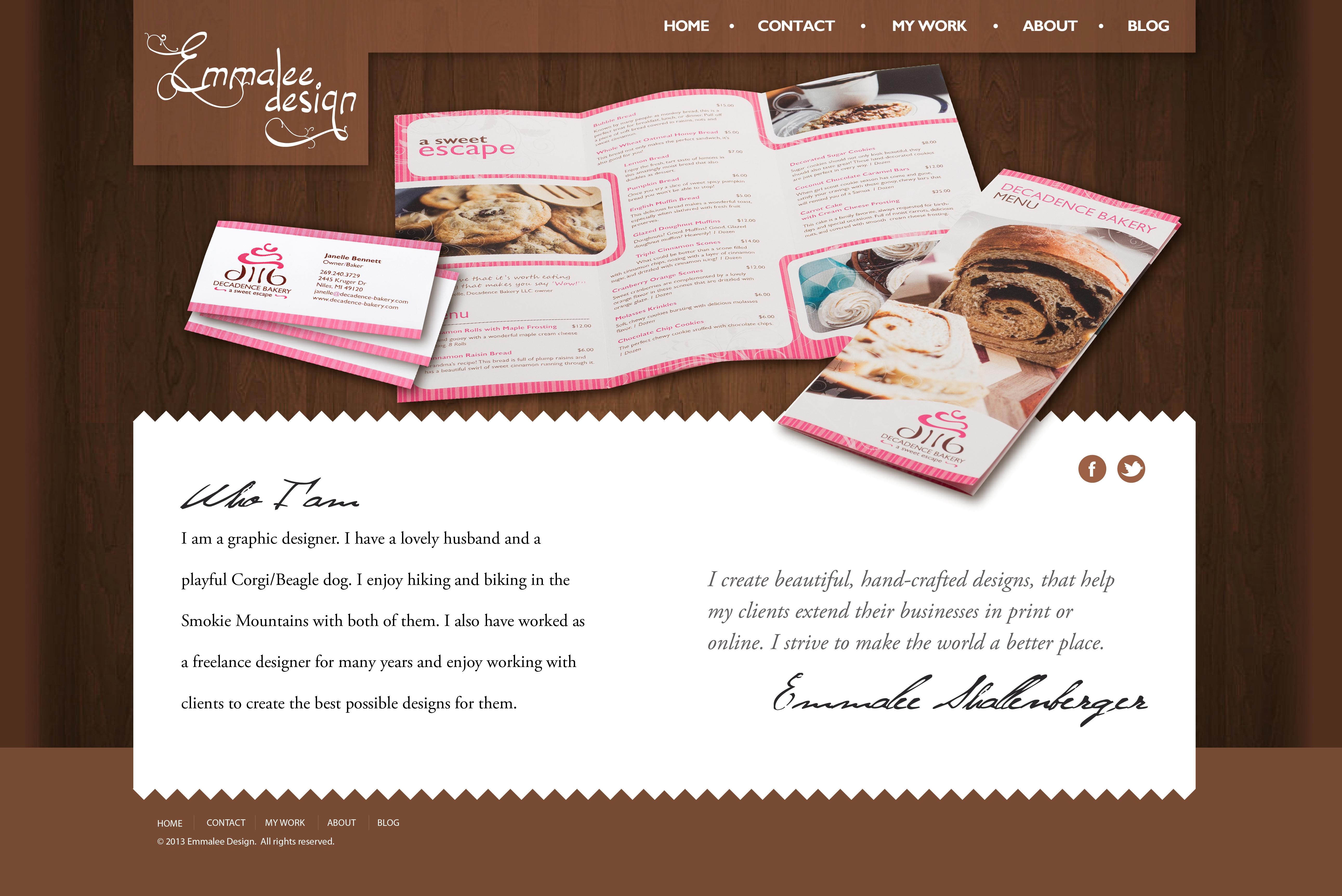 art graphic design emmalee shallenberger graphic designer