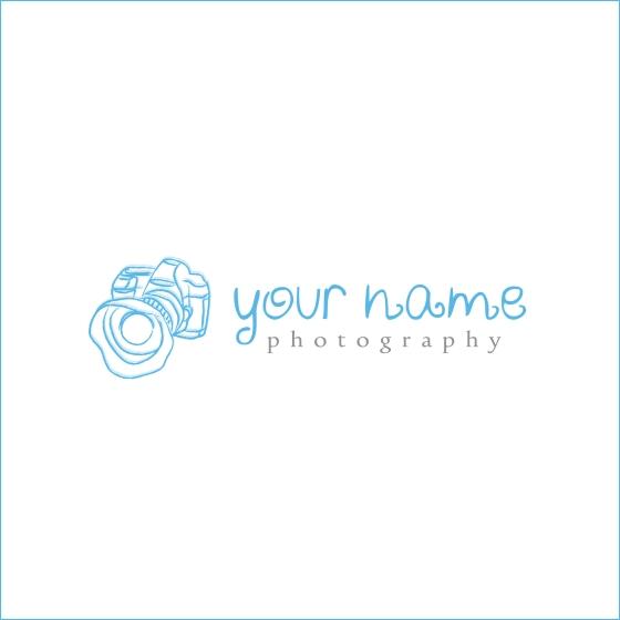 Premade Photography Logo: $35.00