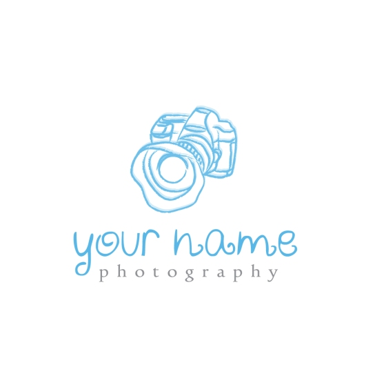Premade Photography Logo